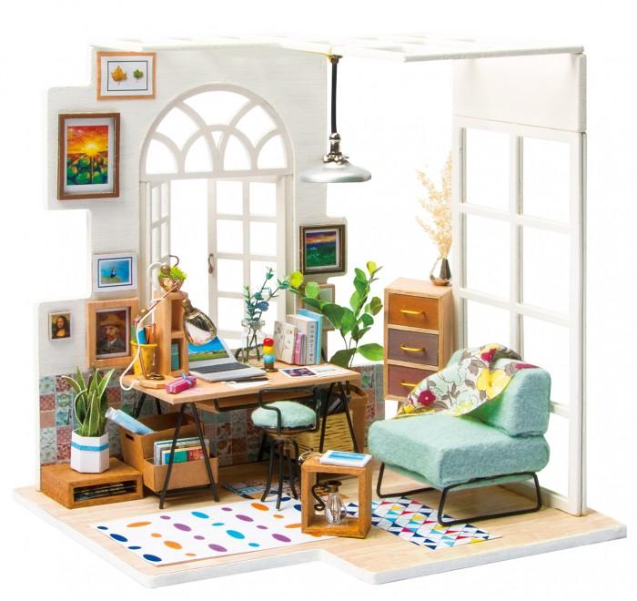 Конструктор Diy House Интерьерный для творчества Сохо тайм