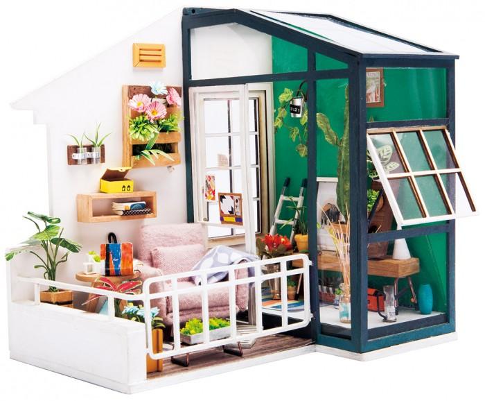 Купить Конструкторы, Конструктор Diy House Интерьерный для творчества Балкон мечты