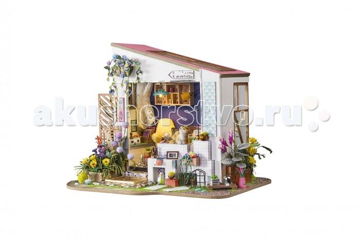 Конструктор Diy House Интерьерный для творчества Летний домик