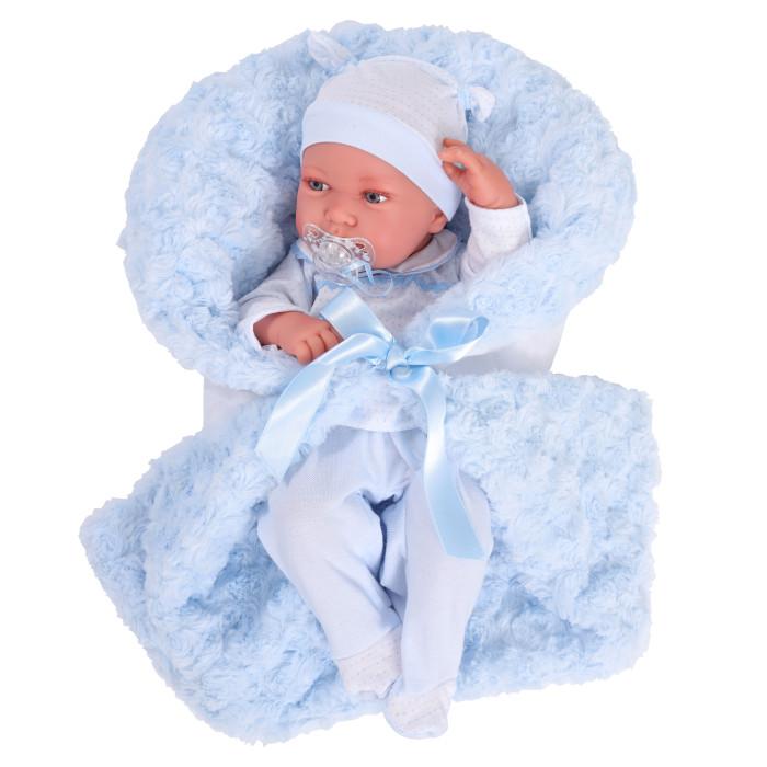 Munecas Antonio Juan  Кукла-младенец Эдуардо 42 см