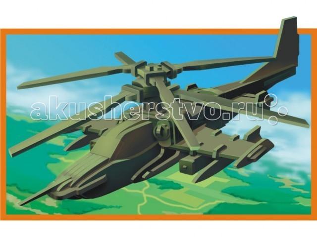 Конструкторы Тедико Сборочная модель вертолета мини