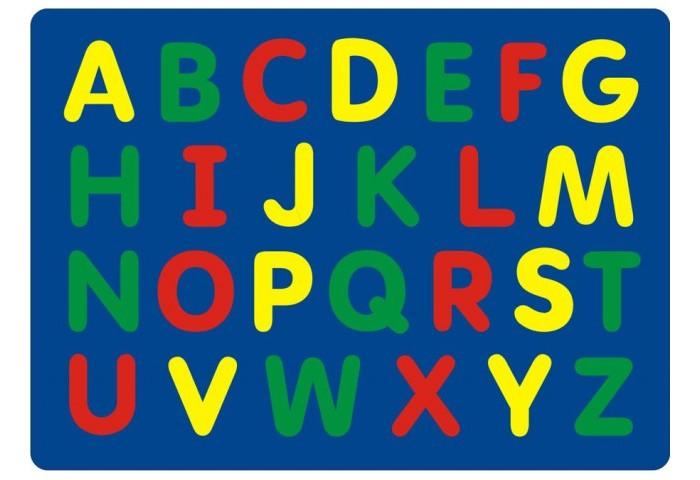 Пазлы Тедико Мозаика мягкая Английский алфавит бомик мозаика алфавит английский