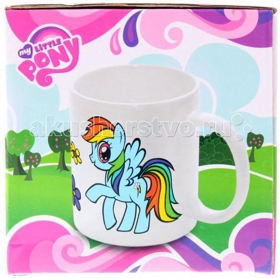 Заготовки под роспись Играем вместе Кружка с рисунком Играем вместе My Little Pony