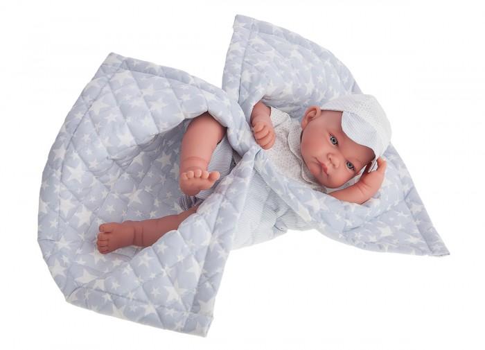 Munecas Antonio Juan  Кукла-младенец Эрик 42 см