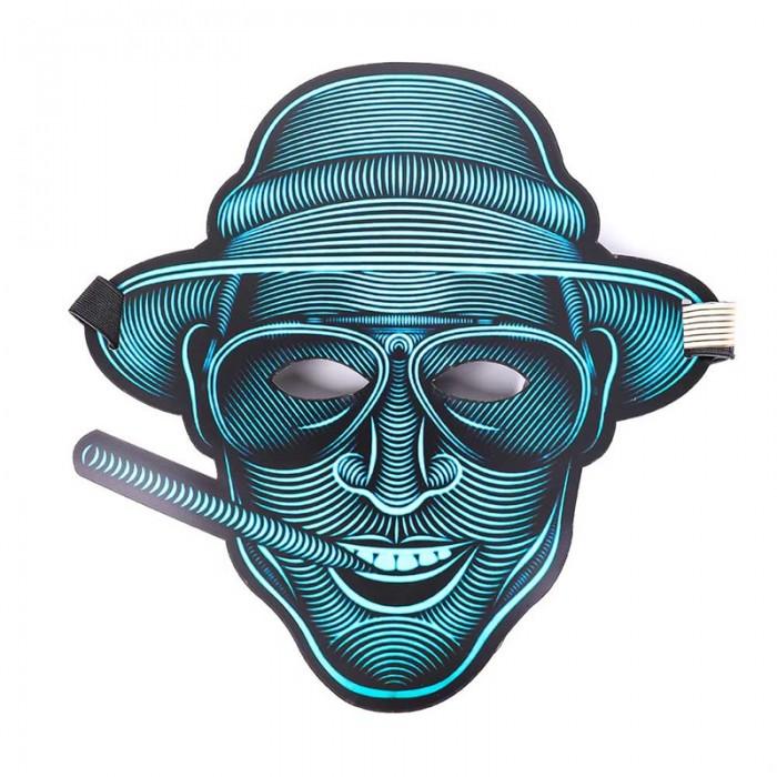 GeekMask Cветовая маска с датчиком звука  Vegas