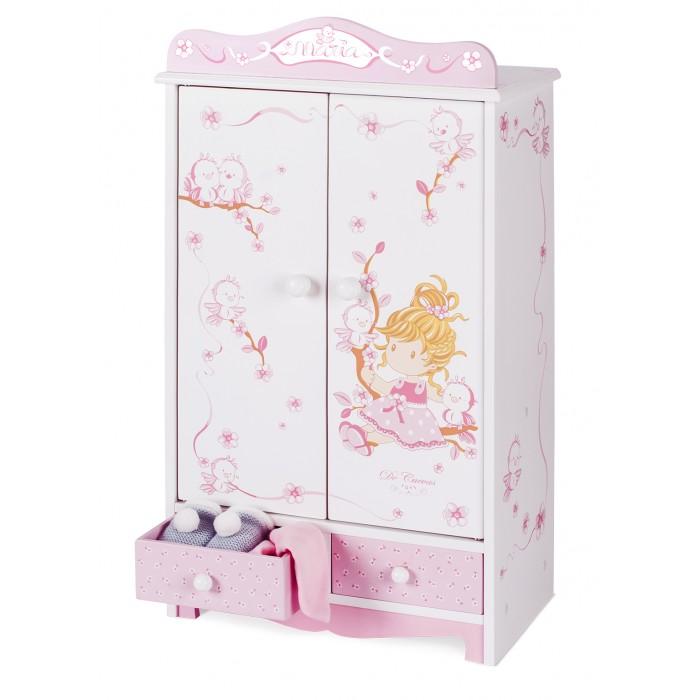 Кукольные домики и мебель DeCuevas Гардеробный шкаф для куклы серии Мария