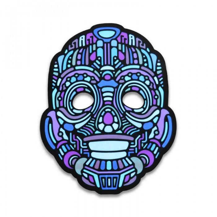 GeekMask Cветовая маска с датчиком звука Robot