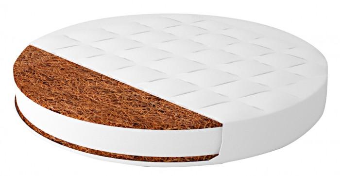 Купить Матрасы, Матрас Forest для круглой кроватки Малышок Комфорт 75х75х12 см