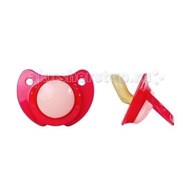 Пустышки ПОМА латексная адаптированной формы с 4 мес. пустышки пома латексная круглой формы с 4 мес