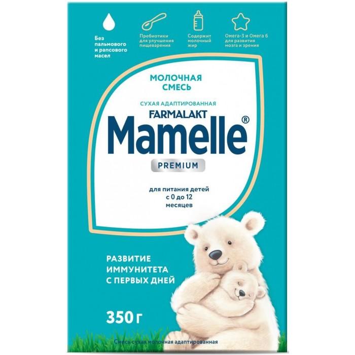 Купить Mamelle Смесь Premium 0-12 мес. 350 г в интернет магазине. Цены, фото, описания, характеристики, отзывы, обзоры