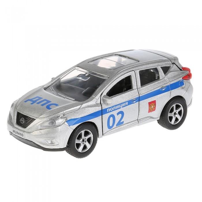 Машины Технопарк Машина Полиция Nisan Murano 12 см машины технопарк машина lada granta полиция
