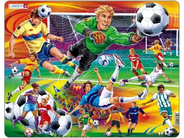 Пазлы Larsen Пазл Футбол US22