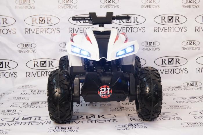 Купить Электромобиль RiverToys Квадроцикл T777TT в интернет магазине. Цены, фото, описания, характеристики, отзывы, обзоры