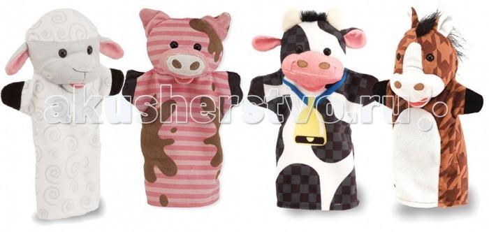 Melissa & Doug Куклы на руку - ферма