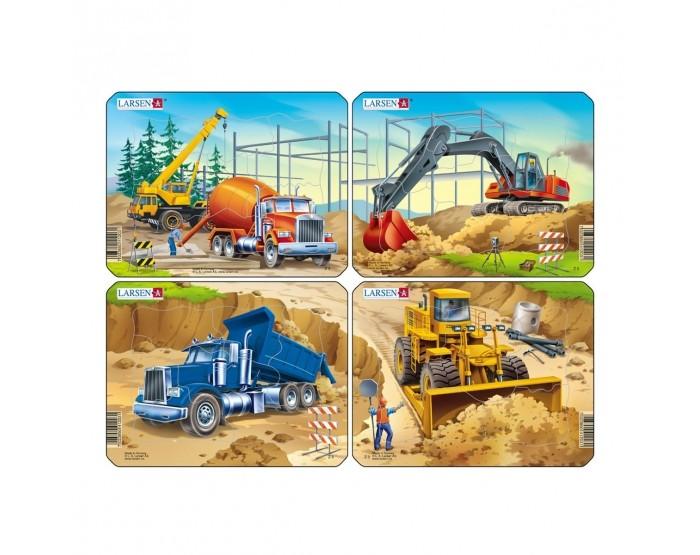 Картинки со строительной техникой для детей, открытка