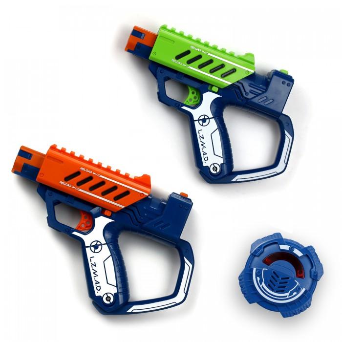 Купить Игрушечное оружие, Silverlit Двойной набор (2 бластера, 2 мишени)