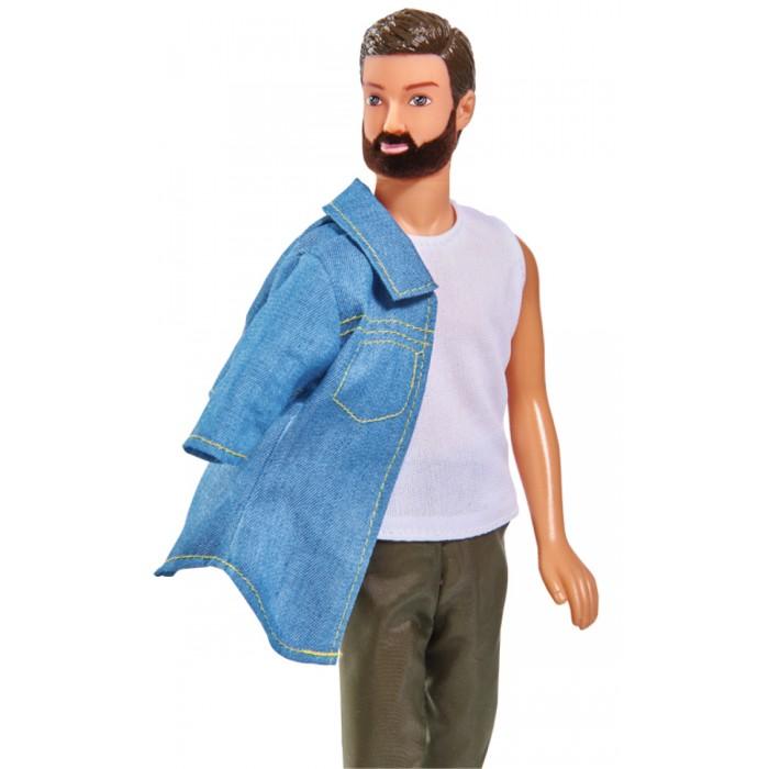Купить Куклы и одежда для кукол, Simba Кукла Кевин с бородой 30 см