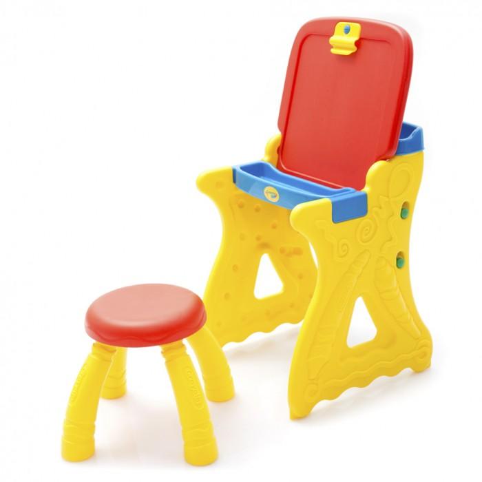 Купить Пластиковая мебель, Grow'n up Парта-мольберт со стульчиком 5013