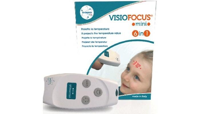 Купить со скидкой Термометр Tecnimed бесконтактный ИК VisioFocus Mini