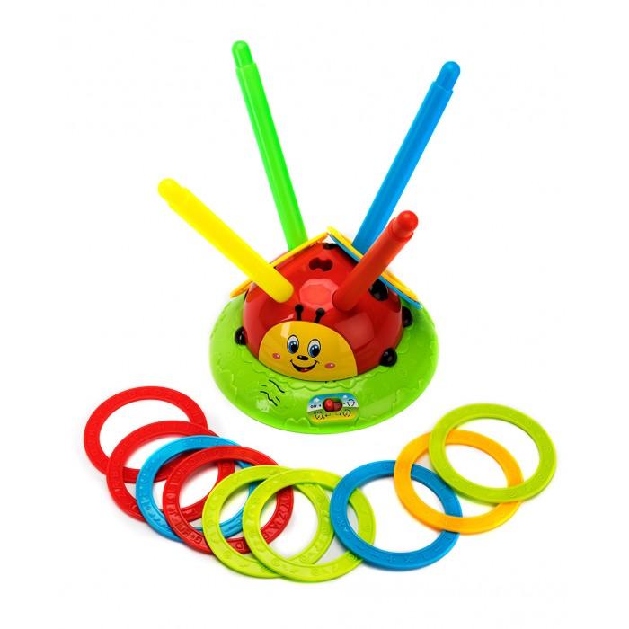 Развивающая игрушка Bradex Музыкальная Божья Коровка 2 в 1