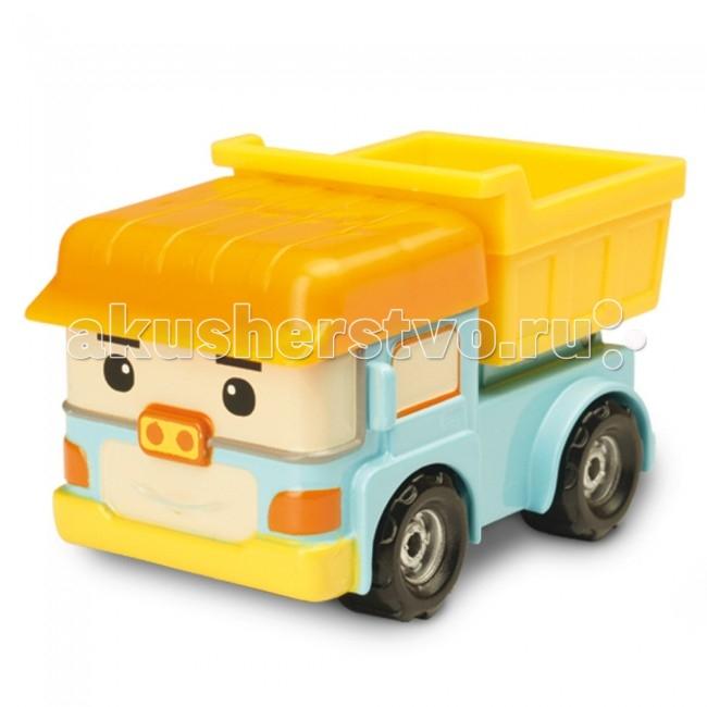 Машины Робокар Поли (Robocar Poli) Самосвал Дампи 6 см robocar игрушка металл машина марк поли 6 см robocar