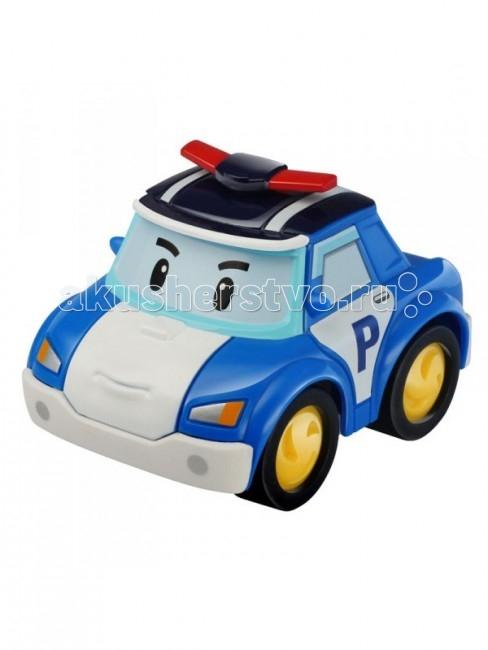 Машины Робокар Поли (Robocar Poli) Полицейская машина Поли 6 см robocar игрушка металл машина марк поли 6 см robocar