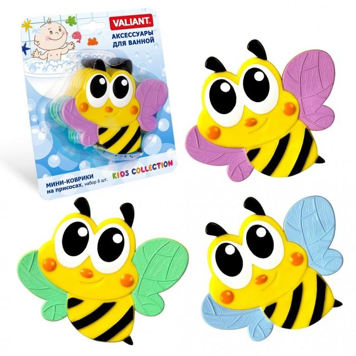 Купить Valiant Набор мини-ковриков Пчёлка в интернет магазине. Цены, фото, описания, характеристики, отзывы, обзоры