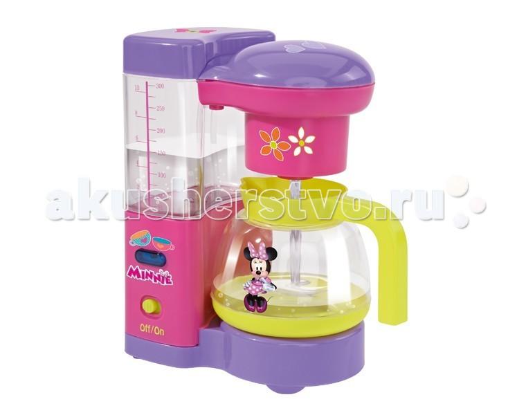 Ролевые игры Simba Кофеварка Minnie Mouse simba тостер minnie mouse 19 см