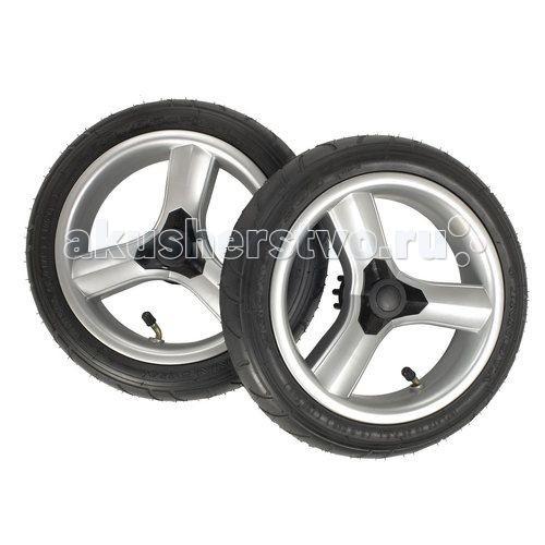 Redsbaby Надувные зимние колеса 2 шт.Надувные зимние колеса 2 шт.Комплект из двух надувных задних колес Redsbaby обеспечивает ультра плавный ход и улучшенную проходимость зимой , так же рекомендуется для езды по неровным дорогам и бездорожью.<br>