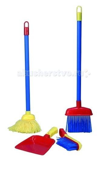 Ролевые игры Simba Набор для уборки в доме simba самолет инерционный цвет красный