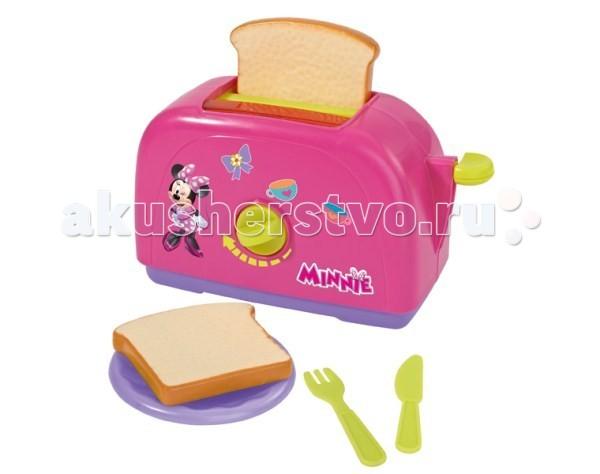 Ролевые игры Simba Тостер Minnie Mouse simba тостер minnie mouse 19 см