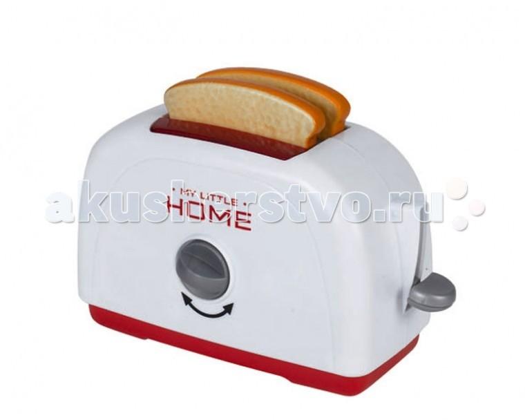 Ролевые игры Simba Тостер My Little Home simba плита кухонная с духовкой my little home simba