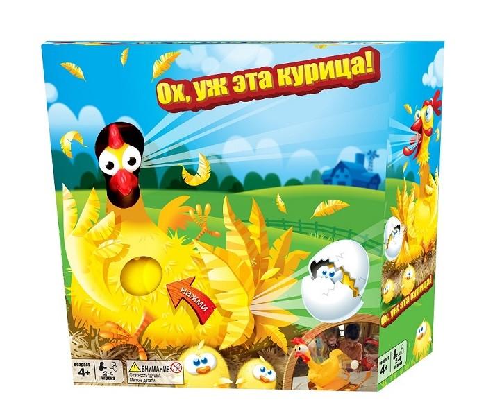 Ooba Игра настольная Ох, уж эта курица!
