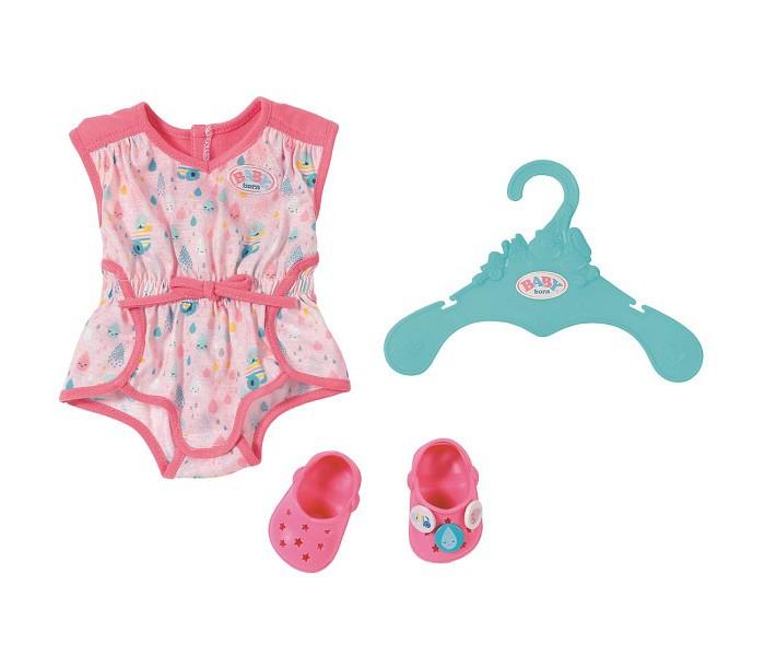 Zapf Creation Baby born Пижамка с обувью