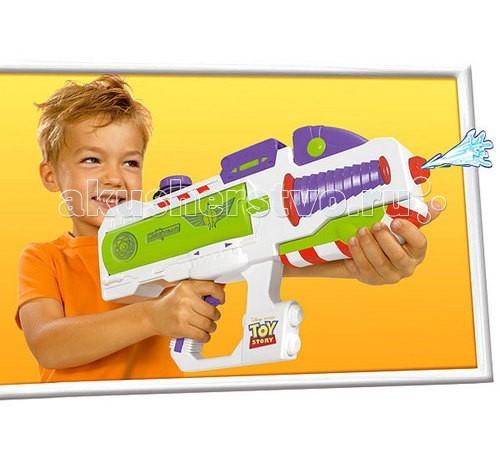 Игрушечное оружие Simba Водный пистолет Toy Story 42 см игрушечное оружие simba водный пистолет toy story 42 см