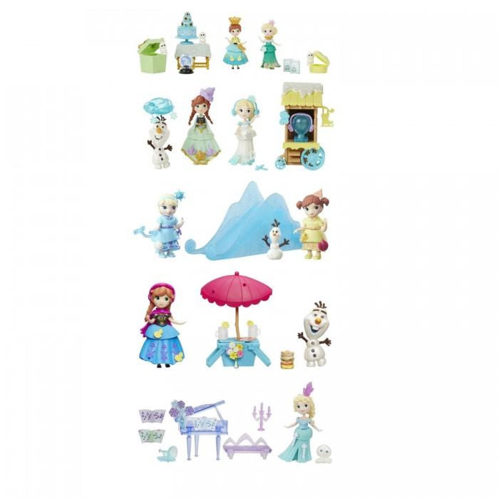 Disney Princess Холодное сердце Игровой набор фигурки