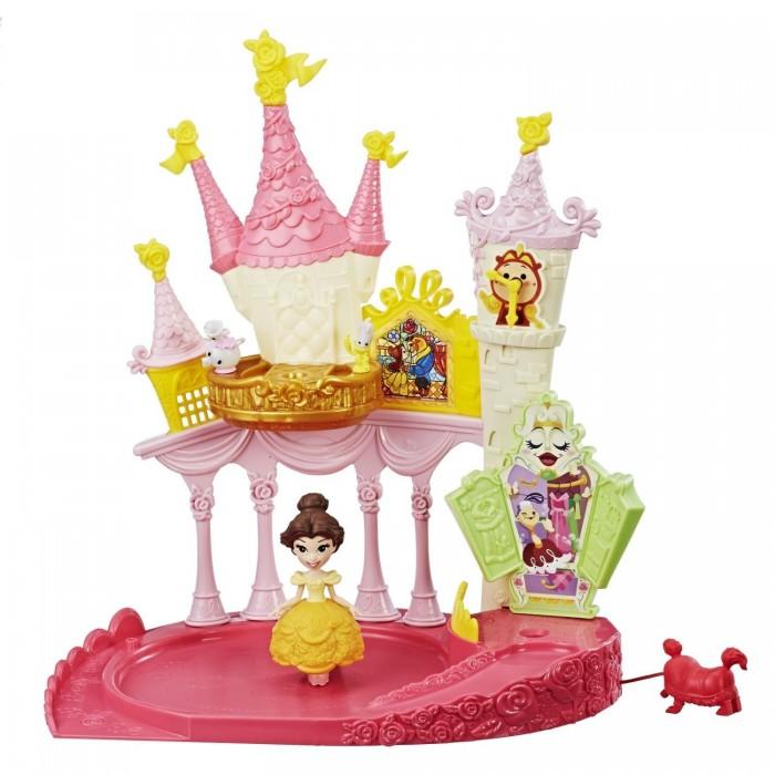 Disney Princess Игровой набор дворец Белль