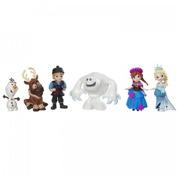 Disney Princess Набор маленьких кукол холодное сердце