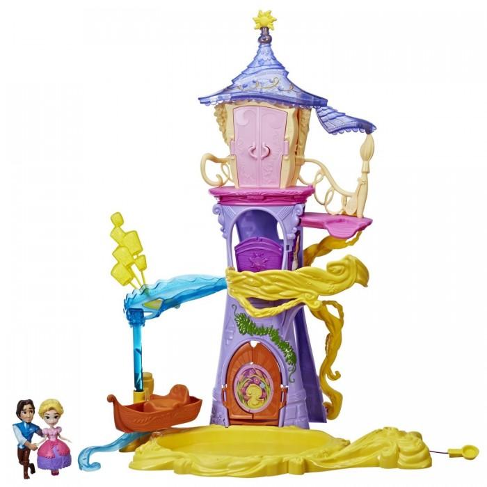 Disney Princess Набор дворец Рапунцель