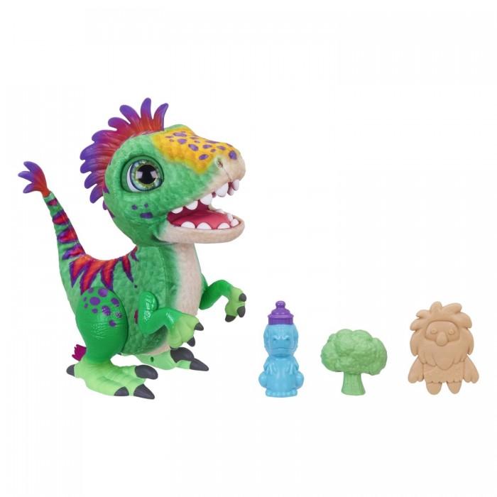 Интерактивная игрушка FurReal Friends Малыш Дино