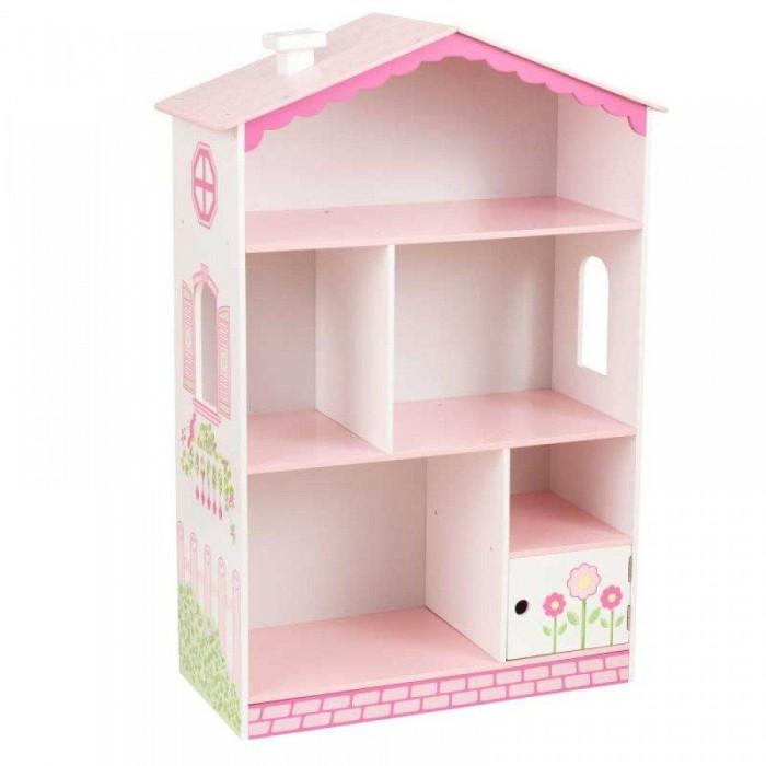 Купить Кукольные домики и мебель, KidKraft Книжная полка Кукольный домик