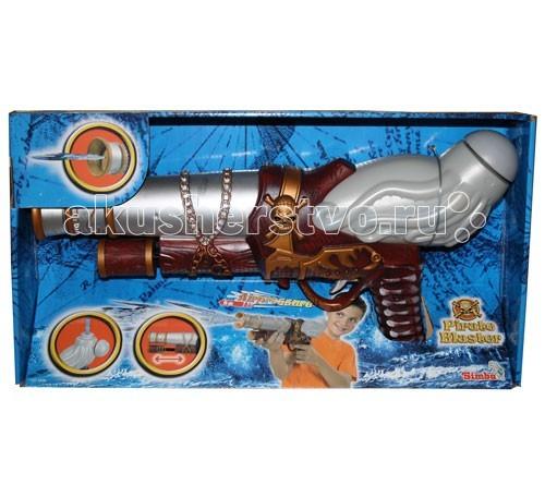 цена на Игрушечное оружие Simba Водяной бластер Пират
