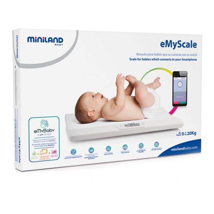 Купить Детские весы Miniland Электронные весы Emyscale