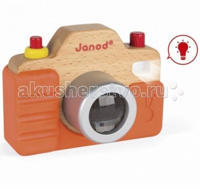 Деревянная игрушка Janod Фотокамера J05335 фото