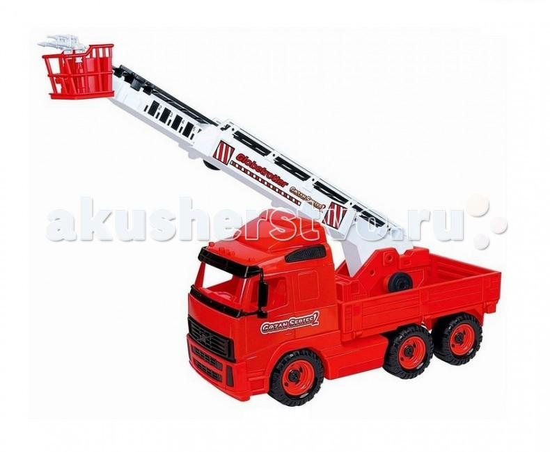 Wader Автомобиль пожарный с краном