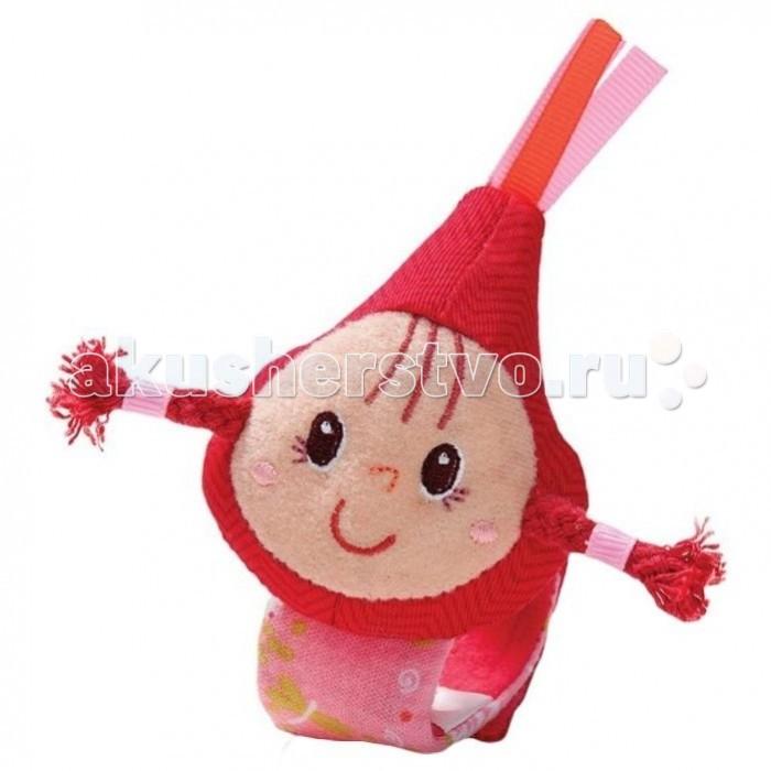 Фото - Погремушки Lilliputiens На руку Красная Шапочка ханика беате тереза скажи красная шапочка