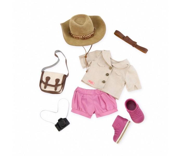 Our Generation Dolls Комплект одежды ДеЛюкс в стиле сафари