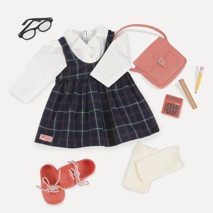 Our Generation Dolls Комплект одежды ДеЛюкс для школьницы