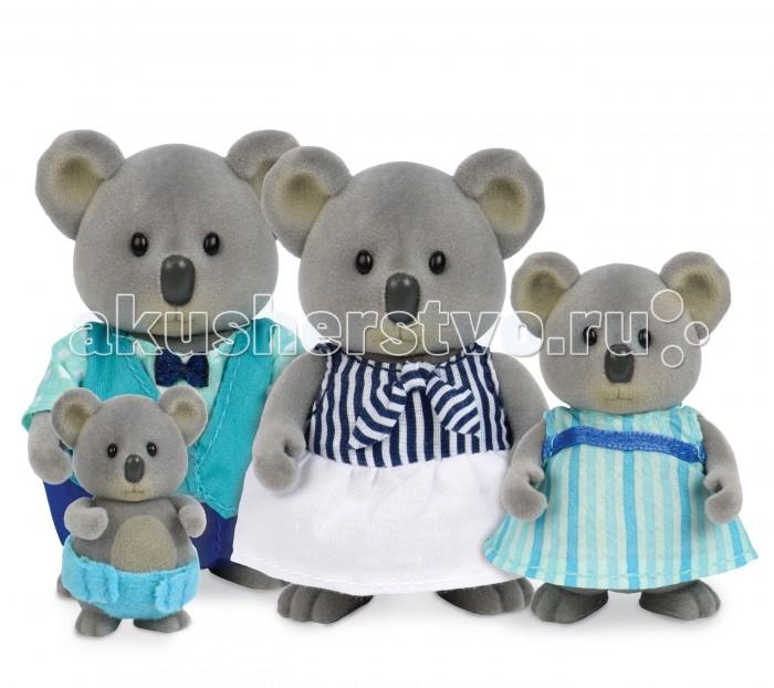 Фото - Игровые наборы Lil Woodzeez Набор игровой Семья коал игровые наборы lil woodzeez набор игровой семья коал