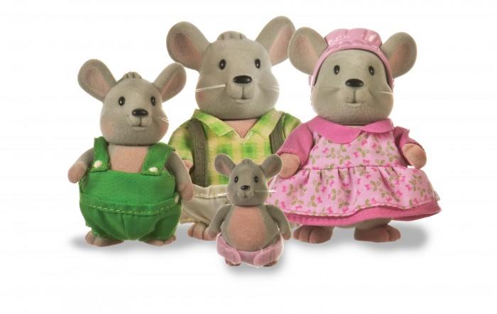 Фото - Игровые наборы Lil Woodzeez Набор игровой Семья мышат игровые наборы lil woodzeez набор игровой семья коал